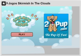 Jogos do Friv Jogar Jogos Skirmish In The Clouds